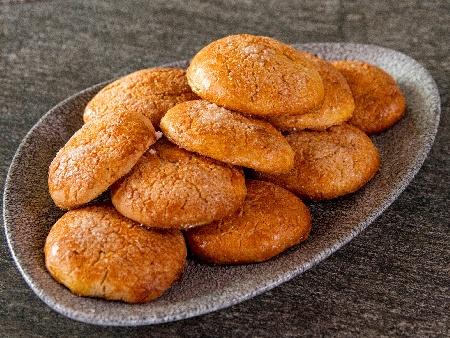 Постни курабийки (меденки) със сода (без яйца и без мляко) - снимка на рецептата